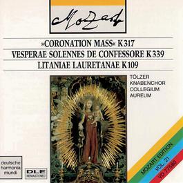 Mozart Edition Vol. 21 1991 Collegium Aureum