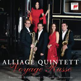 Voyage Russe 2011 Alliage Quintett