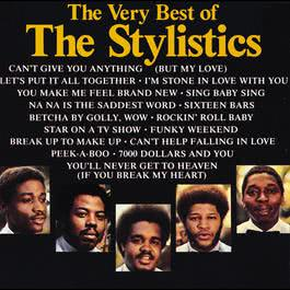 The Best Of The Stylistics 1990 The Stylistics