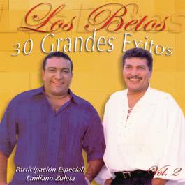 30 Grandes Exitos Vol. 2 2003 Los Betos