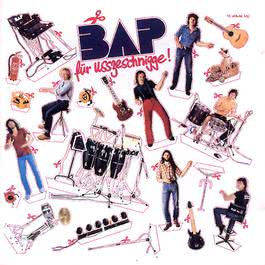 Für Usszeschnigge 1981 BAP