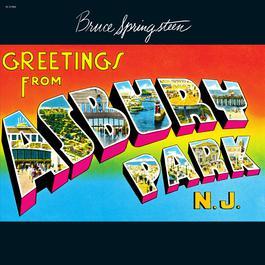 Greetings from Asbury Park, N.J. 1973 Bruce Springsteen