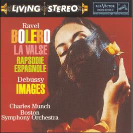 Ravel: Bolero, La Valse; Debussy: Images 1999 Chopin----[replace by 16381]
