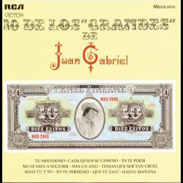 10 De Los Grandes De Juan Gabriel 1995 Juan Gabriel