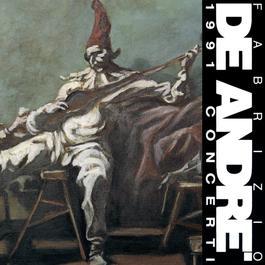 1991 Concerti 2002 Fabrizio De Andrè