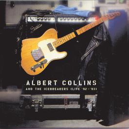Live '92 / '93 1995 Albert Collins