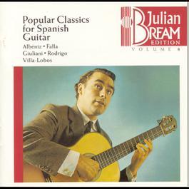 Bream Collection Volume 8 - Popular Classics For Spanish Guitar 1993 Julian Bream