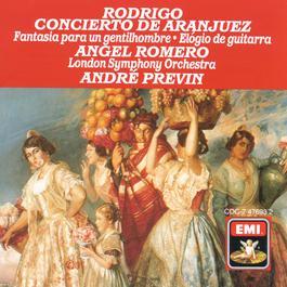 Concierto De Aranjuez/Fantasia/Elogio De Guitarra 1899 Angel Romero