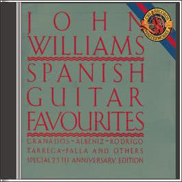 Spanish Guitar Favourites 1989 John Williams