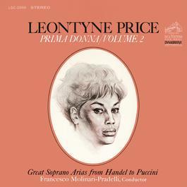Leontyne Price - Prima Donna Vol. 2: Great Soprano Arias from Handel to Puccini 2016 Leontyne Price