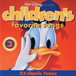 Children's Favorite Songs Volume 3 1986 Disney