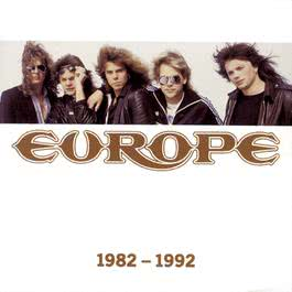 1982-1992 1995 Europe