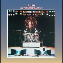 All The World's A Stage 1976 Rush