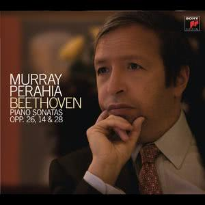 Murray Perahia的專輯Beethoven: Piano Sonatas, Opp. 14, 26 & 28