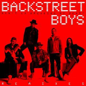 Backstreet Boys的專輯Don't Go Breaking My Heart (The Remixes)