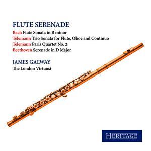 James Galway的專輯Flute Serenade