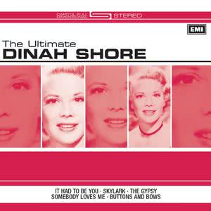 The Ultimate Dinah Shore 2001 Dinah Shore