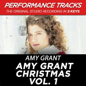 Amy Grant Christmas Vol. 1 (Performance Tracks) - EP 2009 Amy Grant
