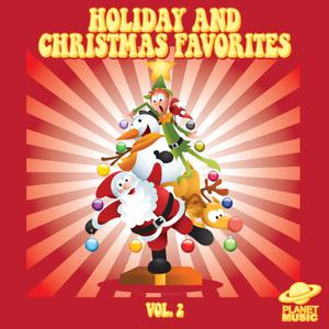 The Hit Co.的專輯Holiday and Christmas Favorites, Vol. 2