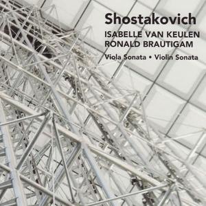 Isabelle van Keulen的專輯Shostakovich: Sonatas for Violin & Viola