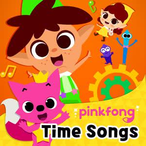 碰碰狐PINKFONG的專輯Pinkfong Time Songs