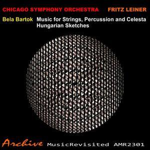 收聽Chicago Symphony Orchestra的Hungarian Sketches: Swineheard's Dance歌詞歌曲