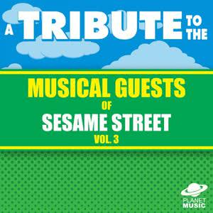 The Hit Co.的專輯A Tribute to the Musical Guests of Sesame Street Vol. 3