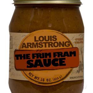 Louis Armstrong的專輯The Frim Fram Sauce