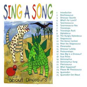Sing a Song About Dinosaurs