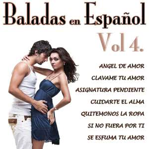 The Love Songs Band的專輯Baladas En Español Vol.4
