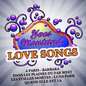 Yves Montand的專輯Yves Montand Love Songs