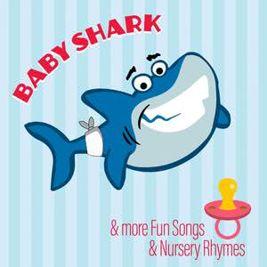 The Playground Crooners的專輯Baby Shark & More Fun Nursery Rhymes