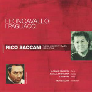 Juan Pons的專輯Leoncavallo: I Pagliacci