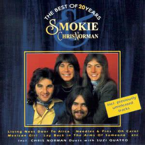 The Best Of 20 Years 1994 Smokie; Chris Norman