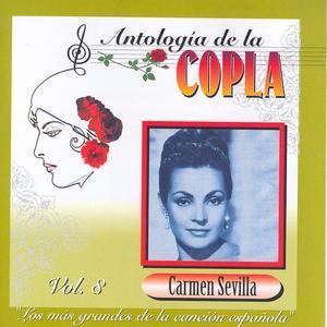 Antologia De La Copla Volume 8 2006 Carmen Sevilla