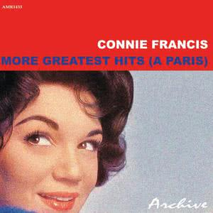 Connie Francis的專輯More Greatest Hits (A Paris)