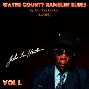 John Lee Hooker的專輯John Lee Hooker Loops, Vol. 1
