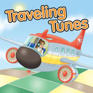 Twin Sisters Productions的專輯Traveling Tunes
