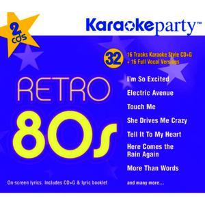 Karaoke Bash: Retro 80s