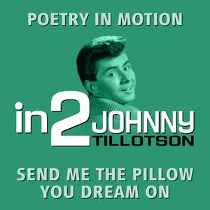 Johnny Tillotson的專輯in2Johnny Tillotson - Volume 1