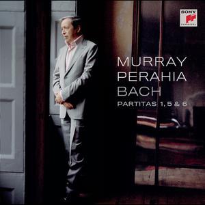 Murray Perahia的專輯Bach: Partitas Nos. 1, 5 & 6