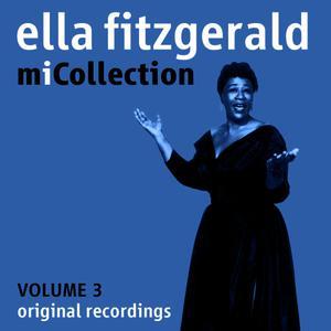 Ella Fitzgerald的專輯Mi Collection - Volume 3