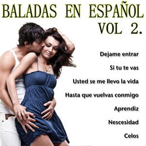 The Love Songs Band的專輯Baladas En Español Vol.2