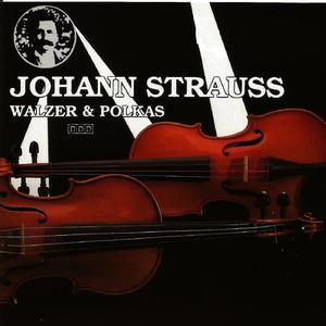 Orchester Der Wiener Volksoper的專輯Johann Strauss - Walzer & Polkas