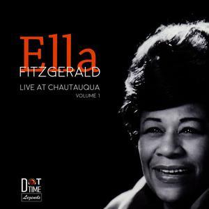Ella Fitzgerald的專輯Live at Chautauqua, Vol. 1