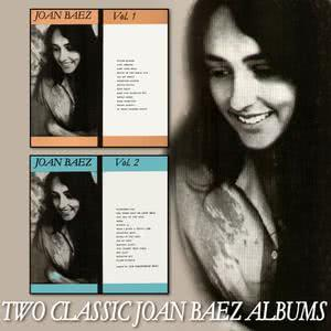 Joan Baez的專輯Joan Baez, Vol. 1 & Vol. 2
