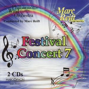 Philharmonic Wind Orchestra的專輯Festival Concert 7