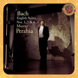 Murray Perahia的專輯Bach: English Suites Nos. 1, 3 & 6 [Expanded Edition]