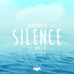 Marshmello的專輯Silence (Blonde Remix)