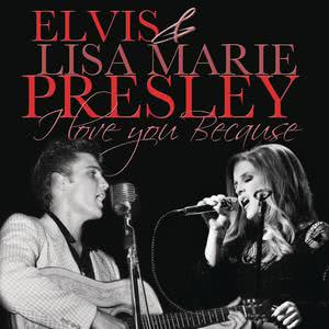 I Love You Because ((Duet)) 2012 Elvis Presley